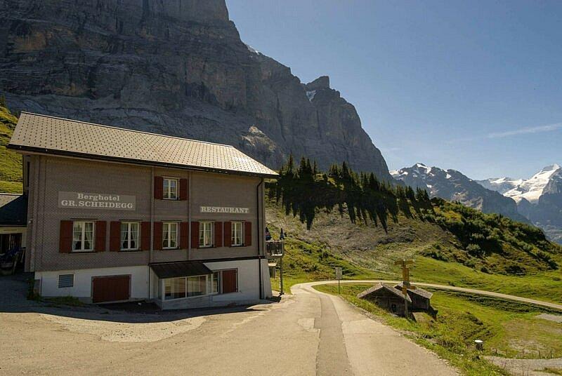 Berghotel Große Scheidegg