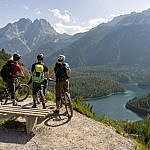 Blindsee Trail & Co: Mountainbiken im Bikepark Lermoos