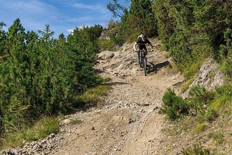 Blindsee Trail Stufe