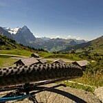 Mit dem Mountainbike von Interlaken auf die Große Scheidegg