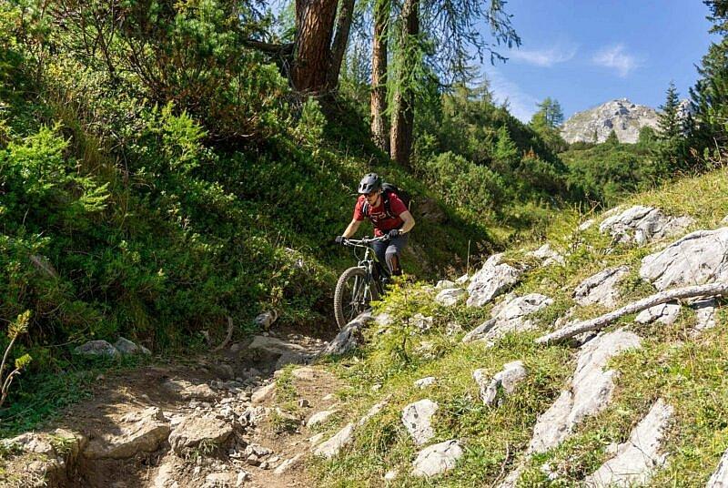 Grubigalm Trail