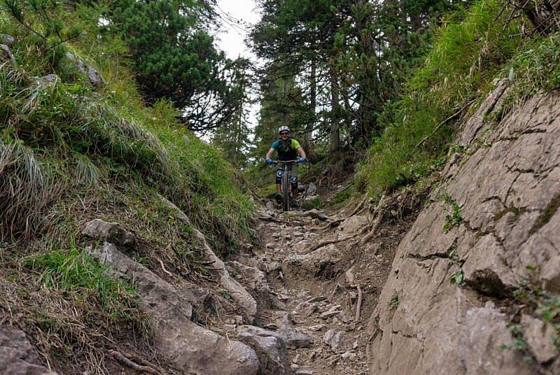 Grubigalm Trail Lermoos
