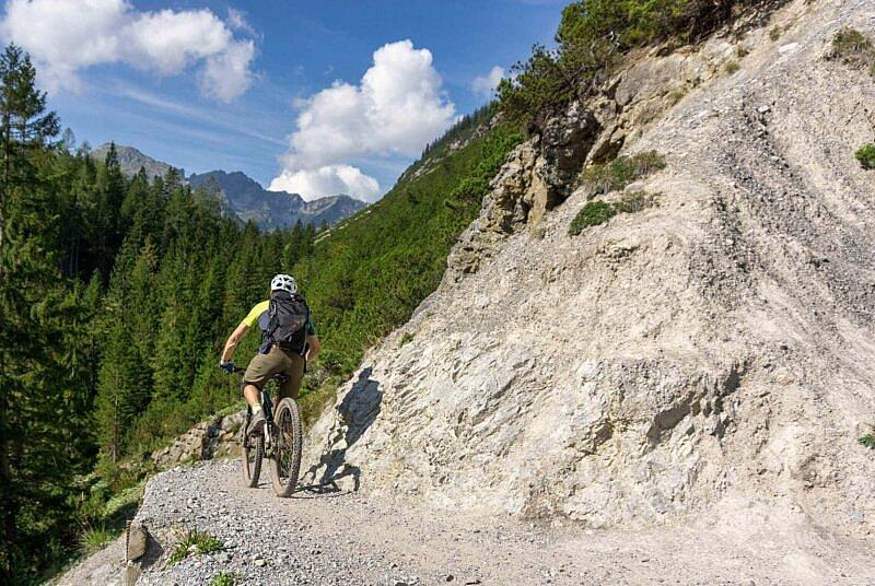 Trails Lermoos