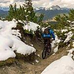 Mountainbiken im Winter – Mit der richtigen Ausrüstung