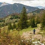 MTB Tour mit anspruchsvollem Trail am Schildenstein