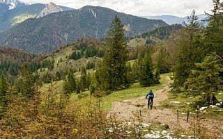 Schildenstein Trail Panorama